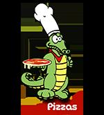 Croqo Pizza Metz Logo